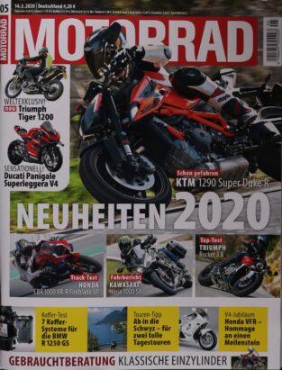 Motorrad Magazin