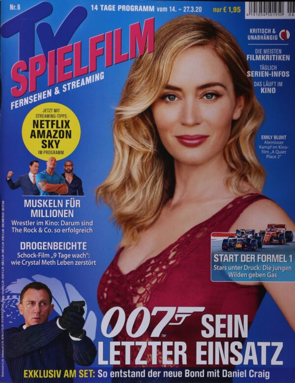 TV Spielefilm Magazin