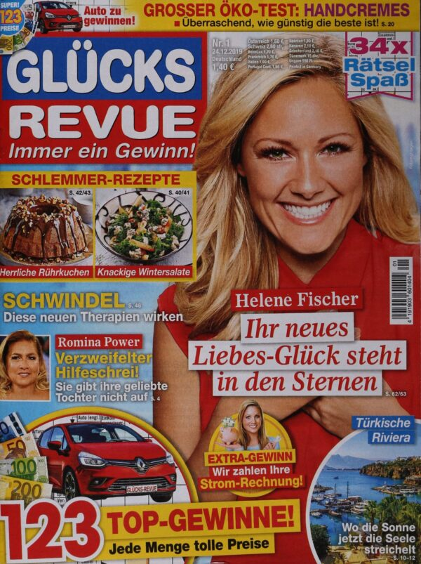 Glücks Revue Magazin