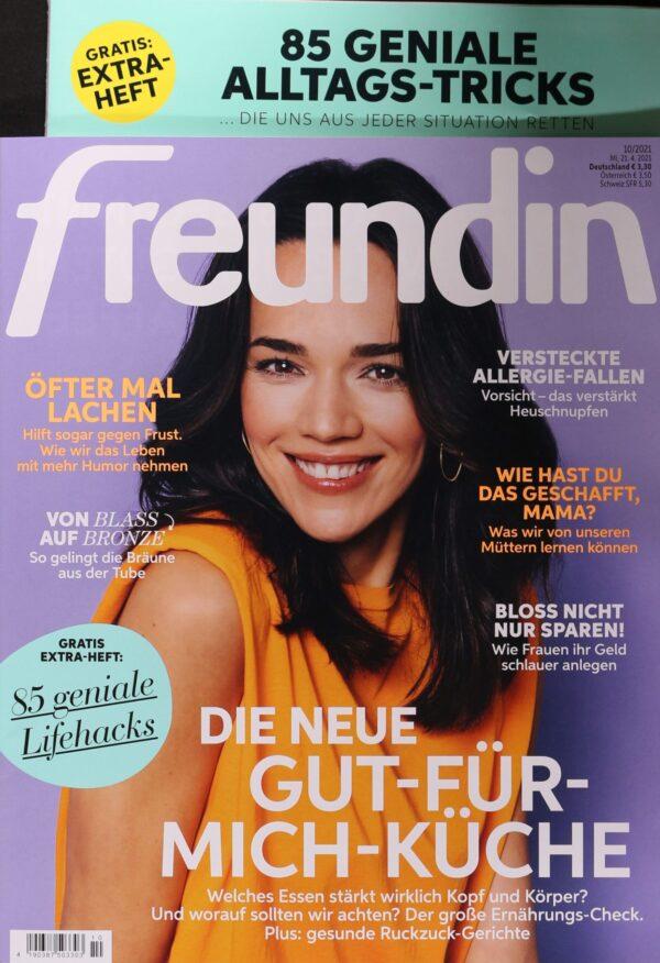 Freundin Magazin