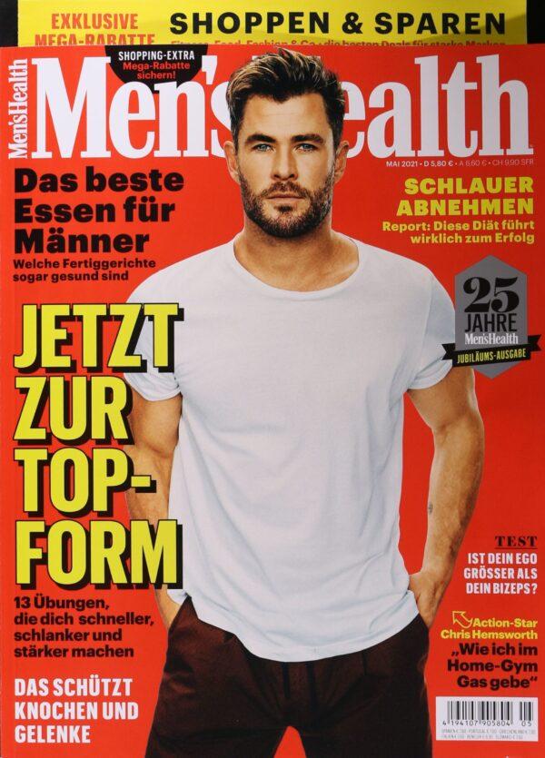 Men's Health - Zeitschrift Abo