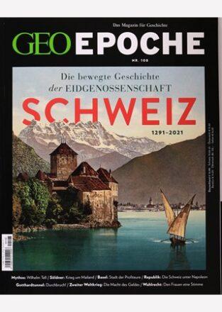 Geo Epoche Magazin